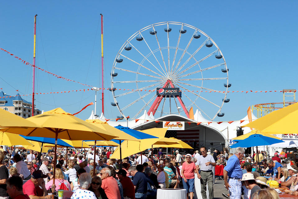 Sunfest In Ocean City Canceled Due to COVID Concerns