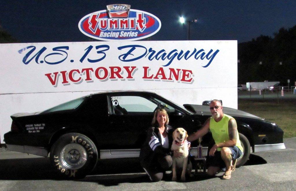 Drag Racing: Valdivia Takes Win in Hot Rod: U. S. 13 Dragway