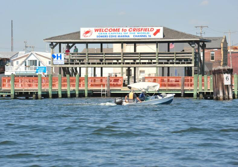 Dock Day on the Bay Waterfront Festival This Saturday in Crisfield