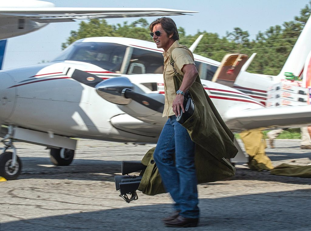 Movie Review – American Made