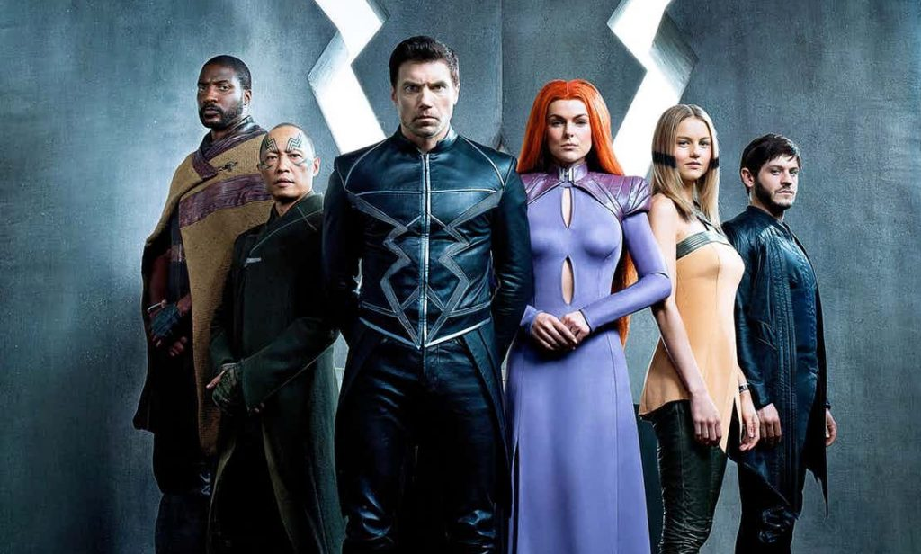 TV Review – Inhumans