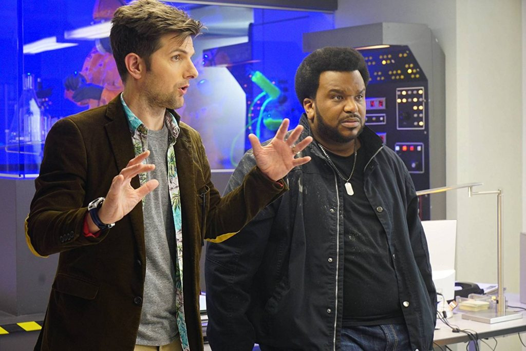TV Review – Ghosted (2017)
