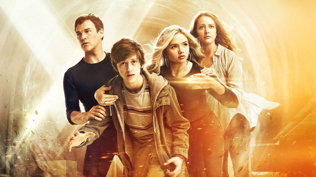 TV Review – The Gifted (2017)