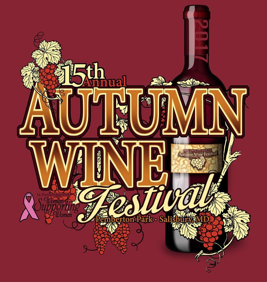 15th Annual Autumn Wine Festival, Oct. 21-22