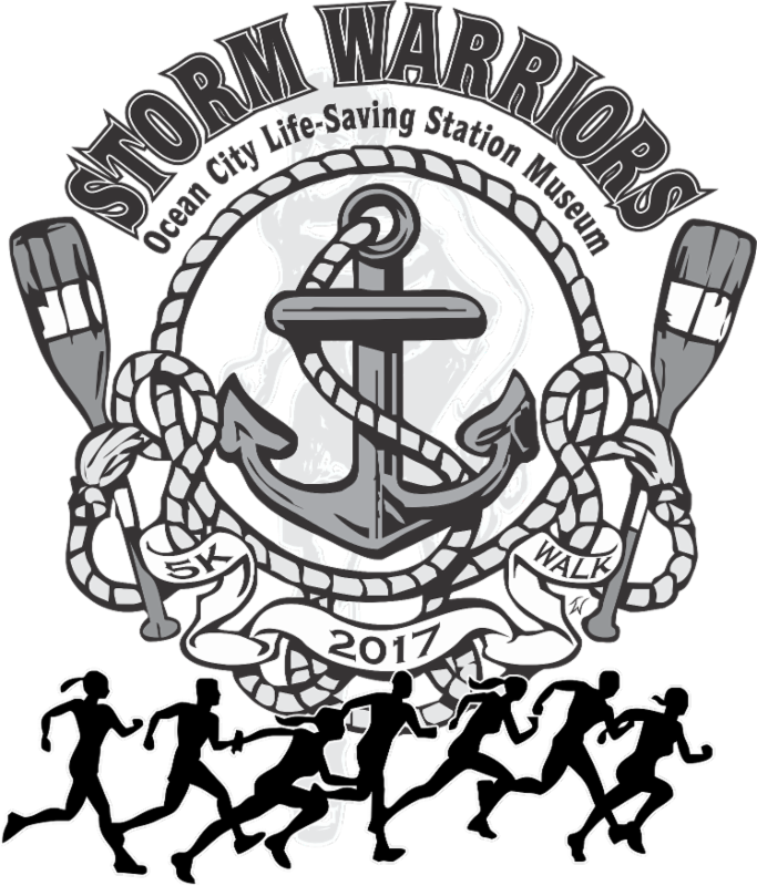Storm Warriors 5k in Ocean City Nov. 11