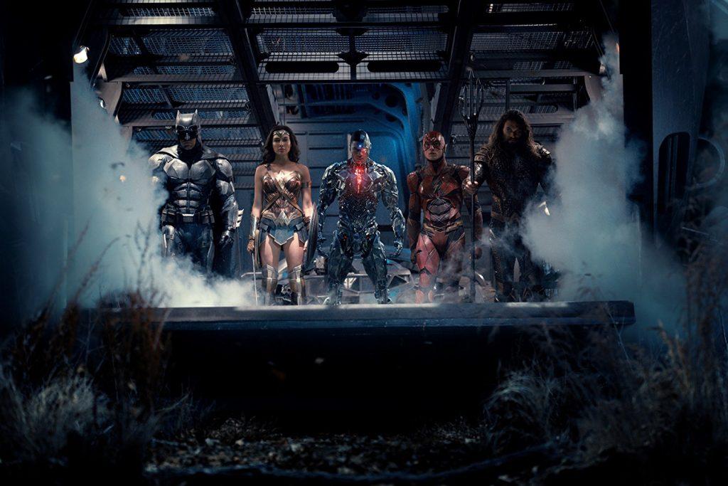 Movie Review – Justice League (2017)