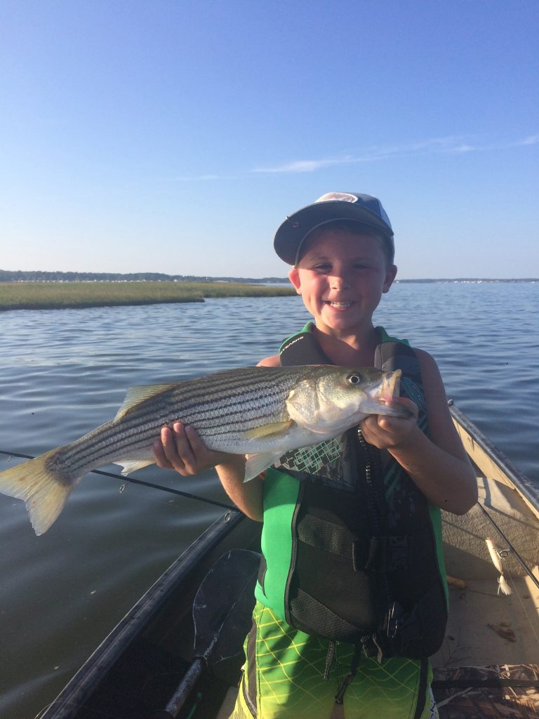 2017 Delaware Fishing Photo Contest Winners Announced