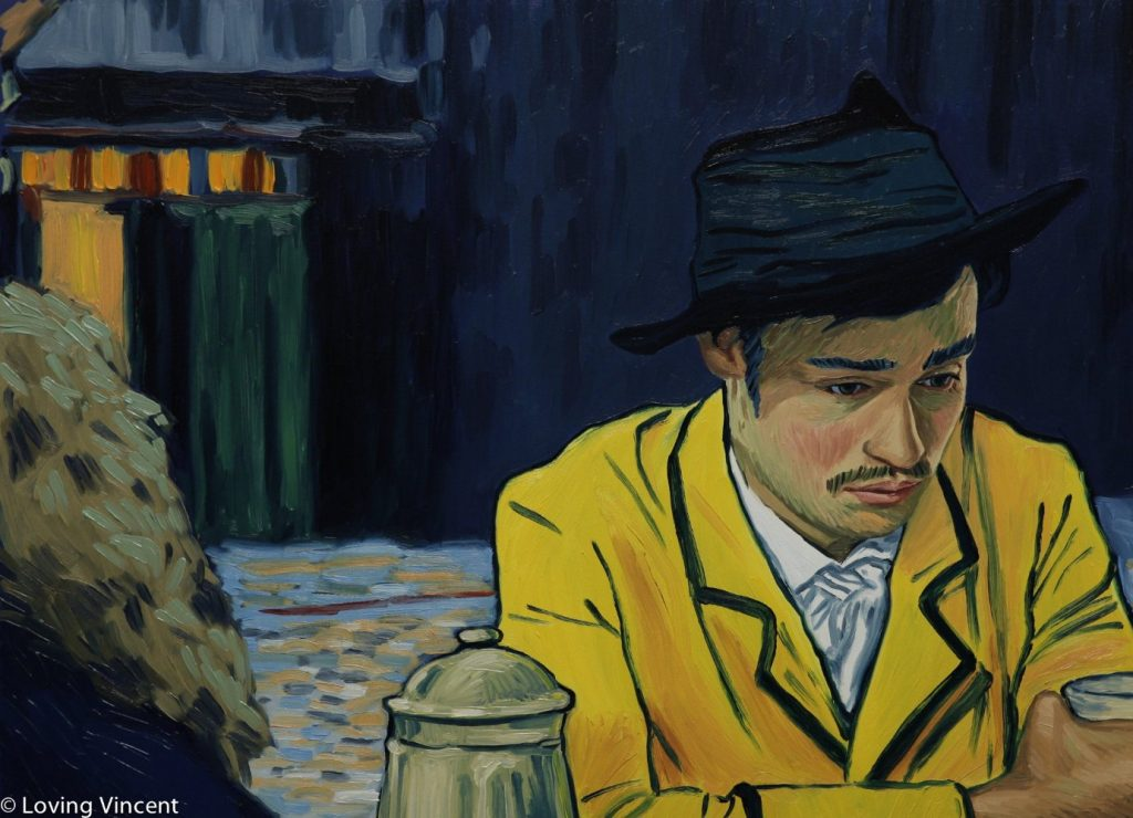 Movie Review – Loving Vincent