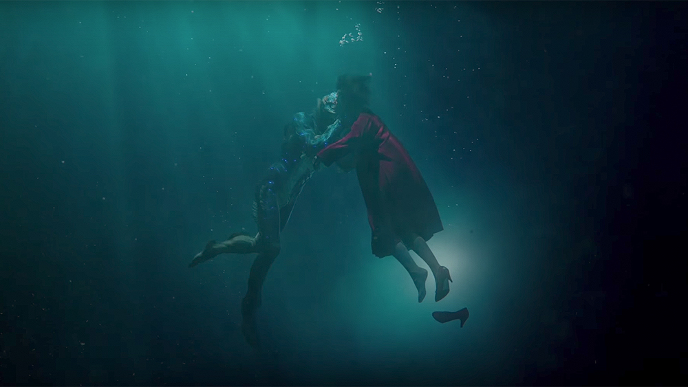 Movie Review – The Shape of Water