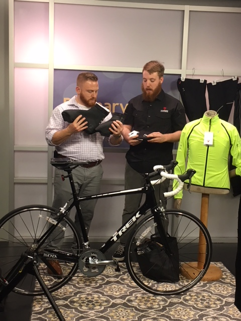 What to Wear When You're Cycling