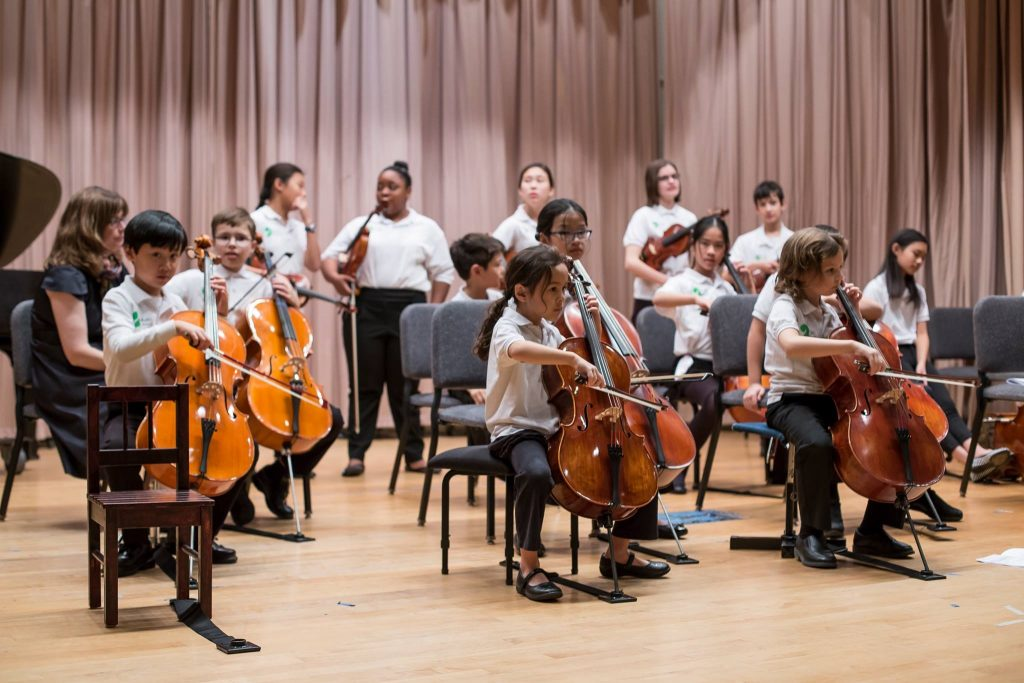 The Music School of Delaware-Milford Dedicates Recital Room to Founders