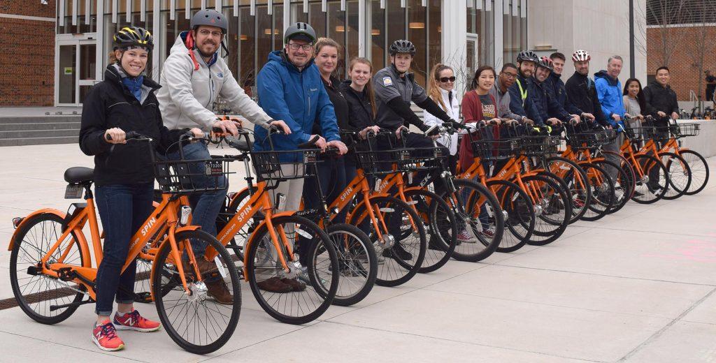 Salisbury University Launches New Bike Share Program