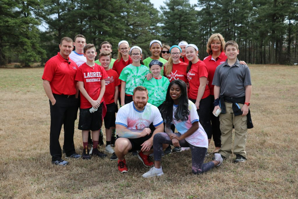 Laurel Middle School Color Run to Benefit Student Incentives