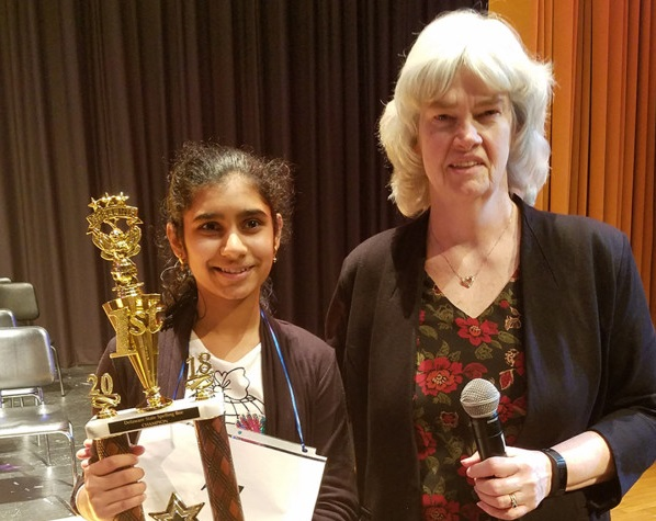 12-year-old Wins Delaware Selling Bee With Word 'Phyton'