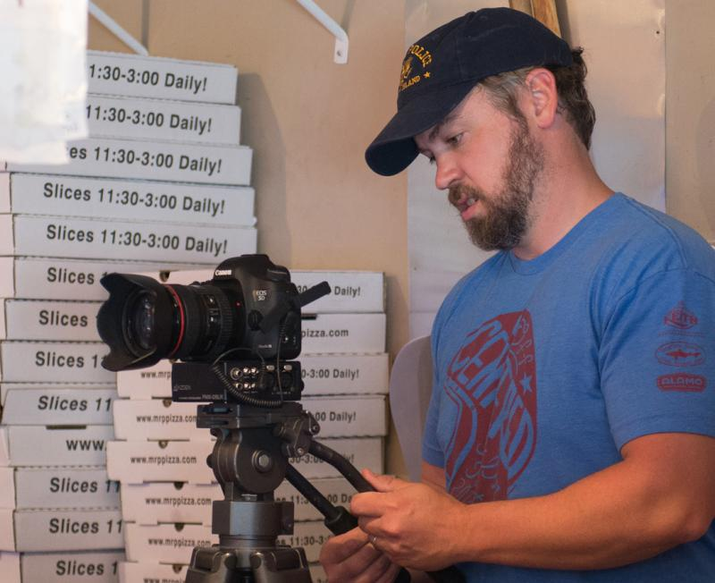 OCFF 2018: Workshop – Making Short Films with Rob Waters