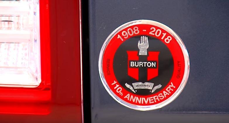 i.g. Burton Celebrate's 110 Years of Business on Delmarva