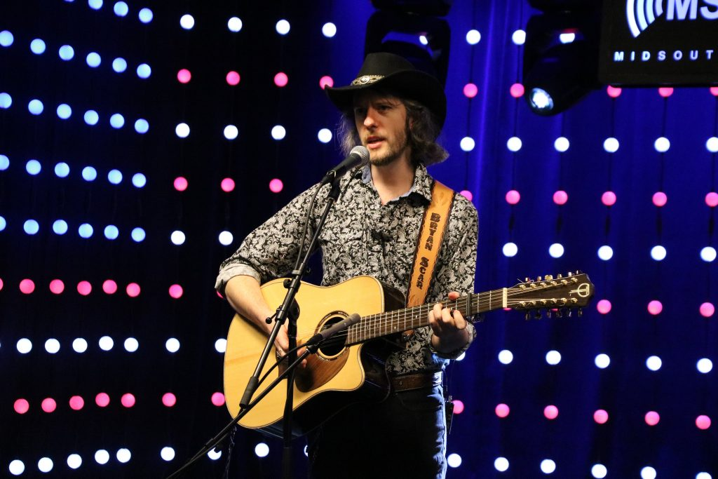 """Bryan Scar Performs """"Country"""" and """"Harbeson"""""""