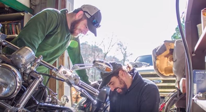 Sons of Thunder, Building Motorcycles for Veterans