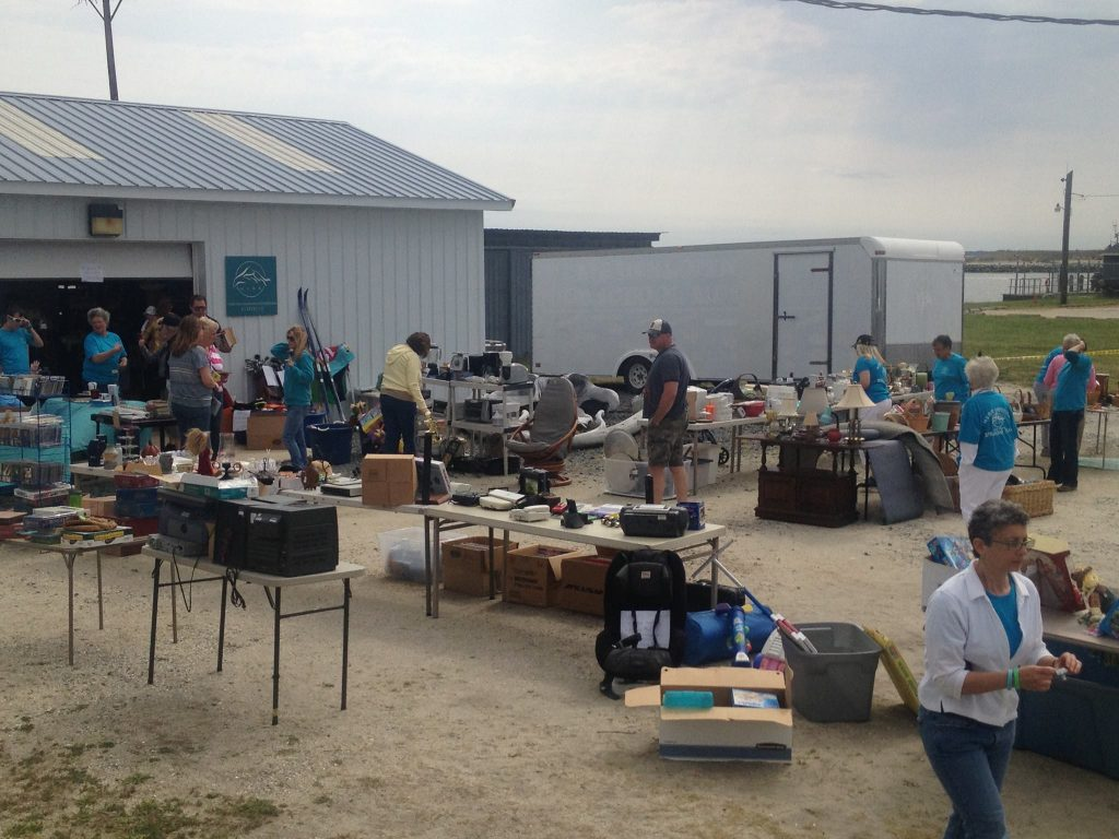Annual MERR Yard Sale Set for May 19