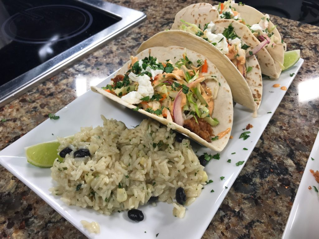 DelmarvaLife Live Cooking: Beyond Meat Tacos, BBQ Ribs, and Citrus Slaw – June 5, 2018