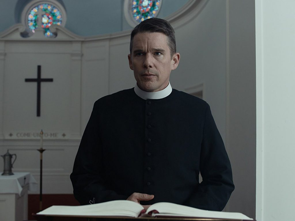 Movie Review – First Reformed