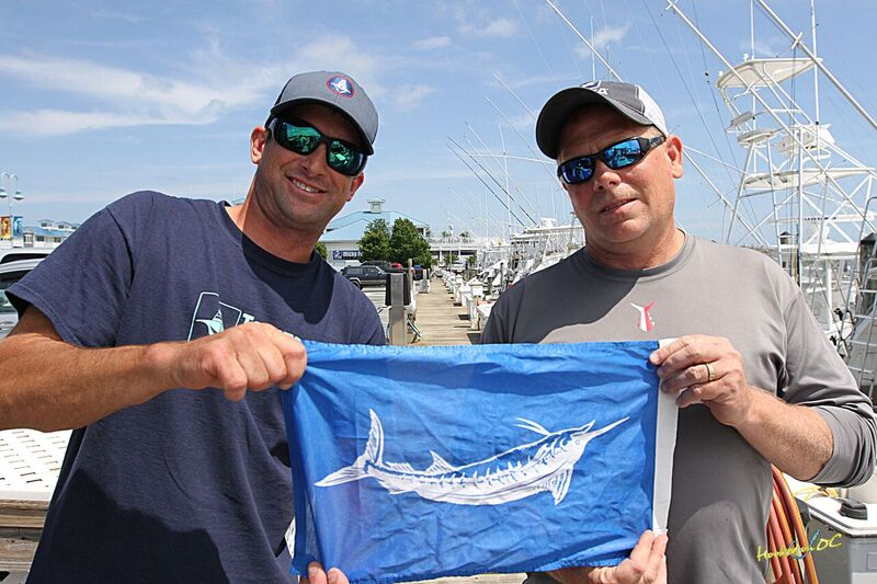 First White Marlin of Ocean City's 2018 Season Reeled in