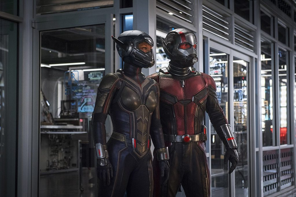 Movie Review – Ant-Man and the Wasp