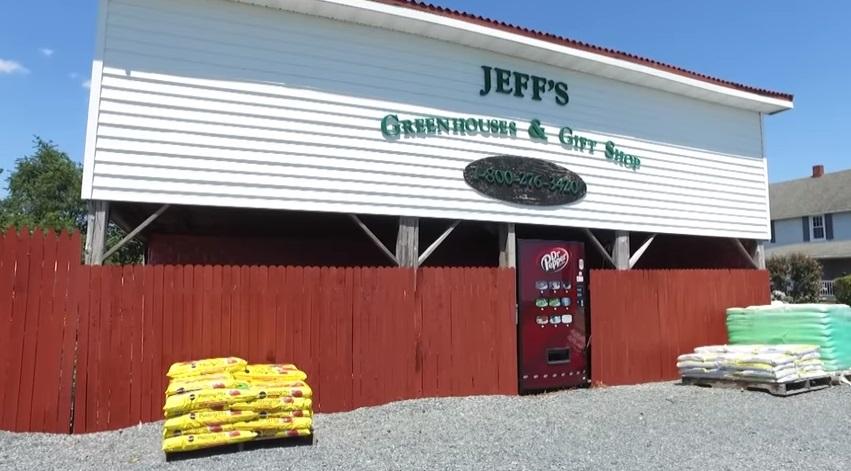 Honoring Delmarva Farmers: Jeff's Greenhouses & Gift Shop