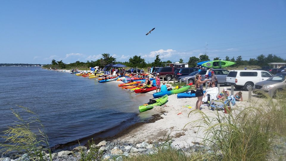 DNREC's Division of Parks & Rec to Host Second Annual 'Paddlefest' on Aug. 25