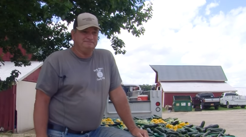 Honoring Delmarva Farmers: Joe Bartenfelder