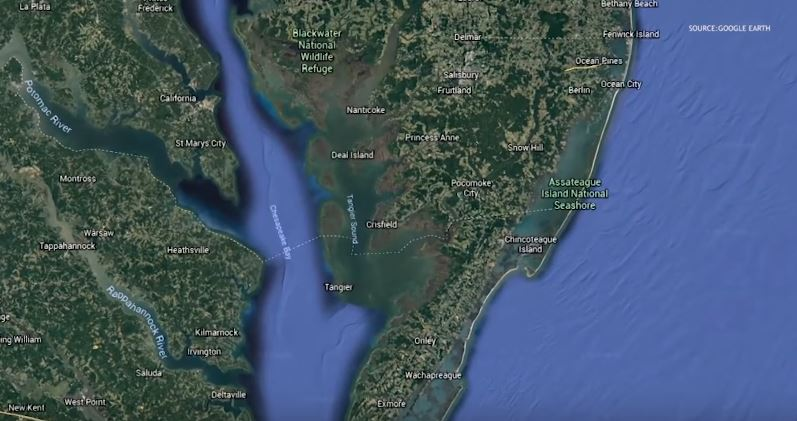 Virginia Native Gives a History Lesson on Eastern Shore Names