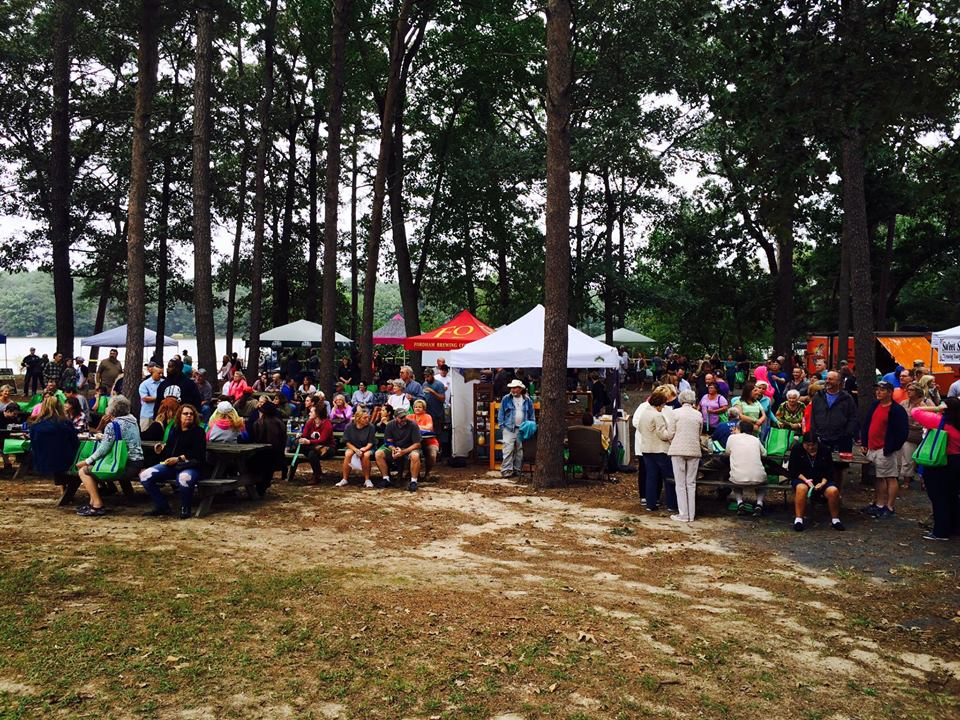 4th Annual Trap Pond Partners Beer, Wine and Spirits Festival, Sept. 22