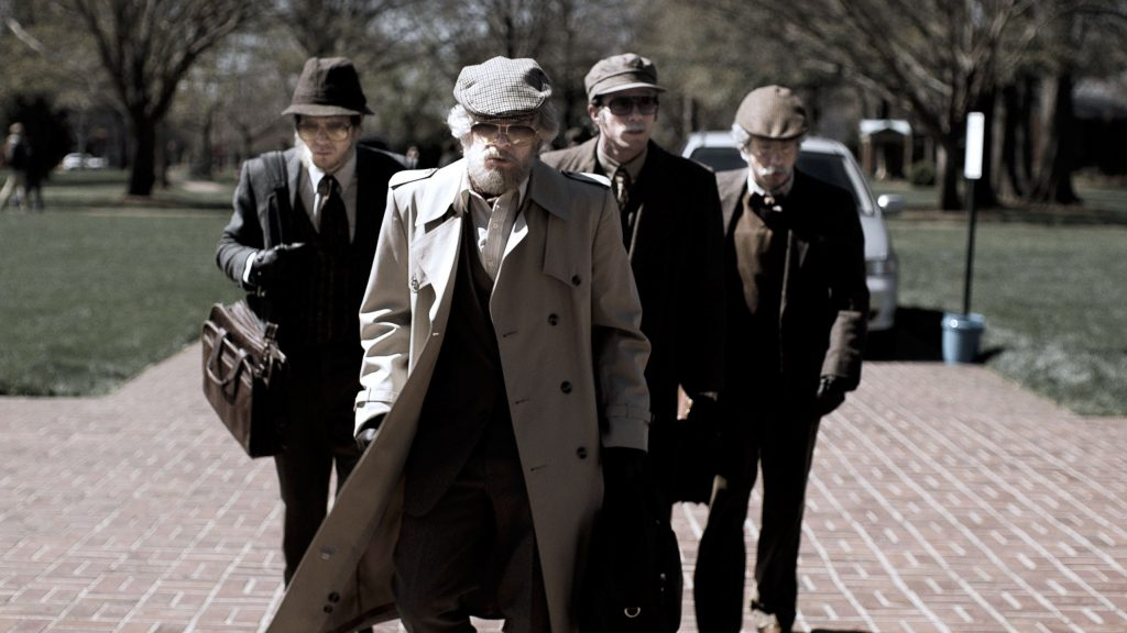 Movie Review – American Animals