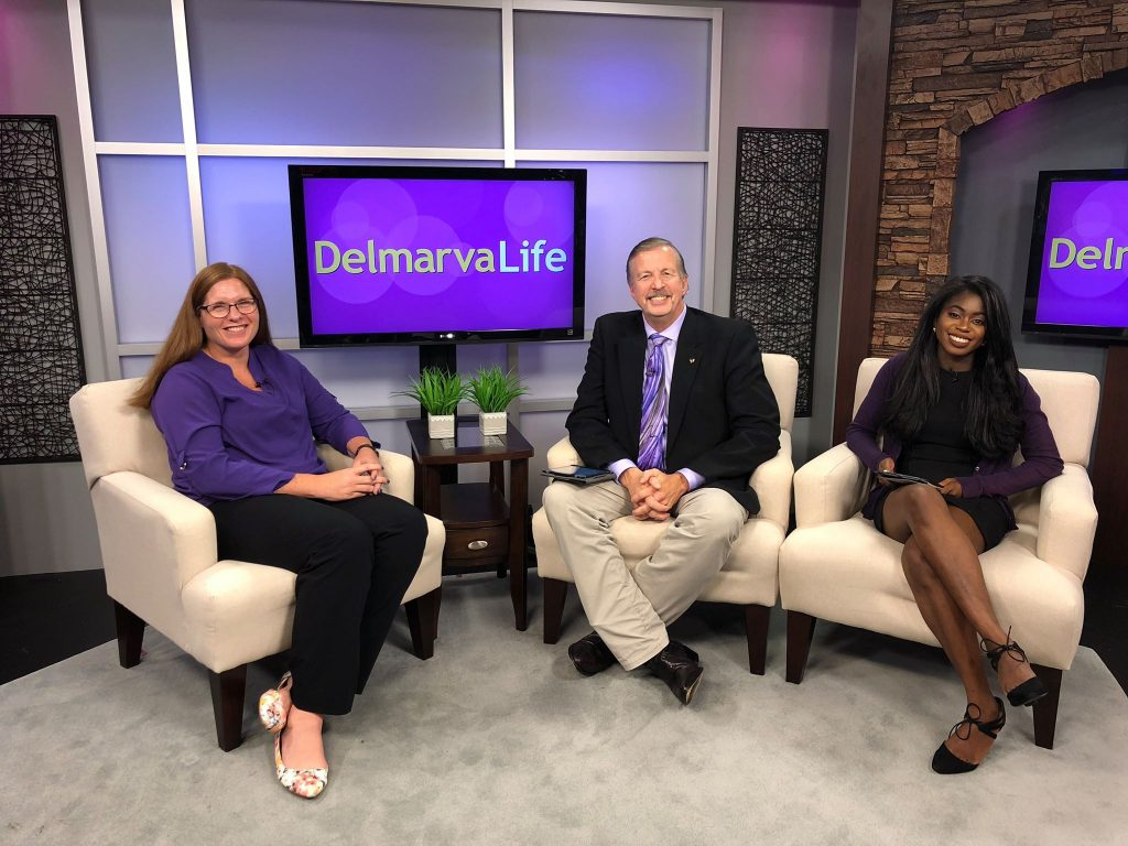 DelmarvaLife Goes Purple – Kim Jones of Middletown, Del. Shares Her Story of Addiction and Recovery
