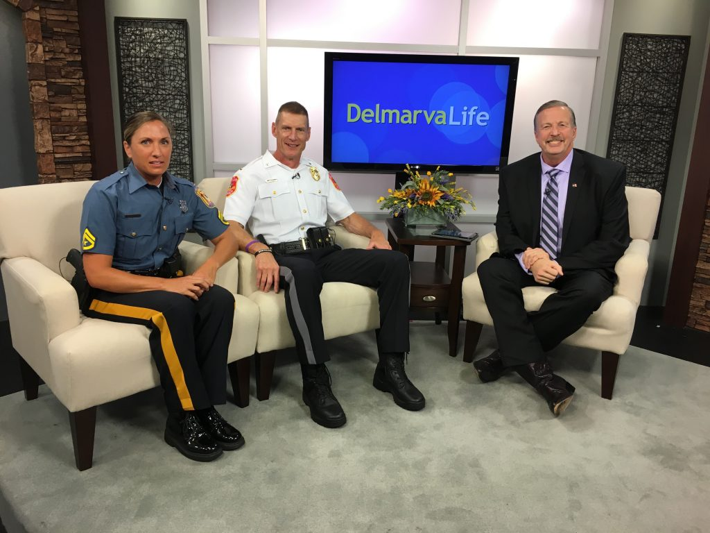 Seaford Community Night Out Against Crime and Drugs, Sept. 27