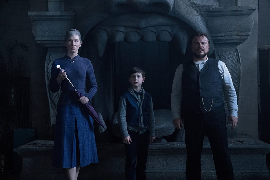 Movie Review – The House With a Clock In Its Walls