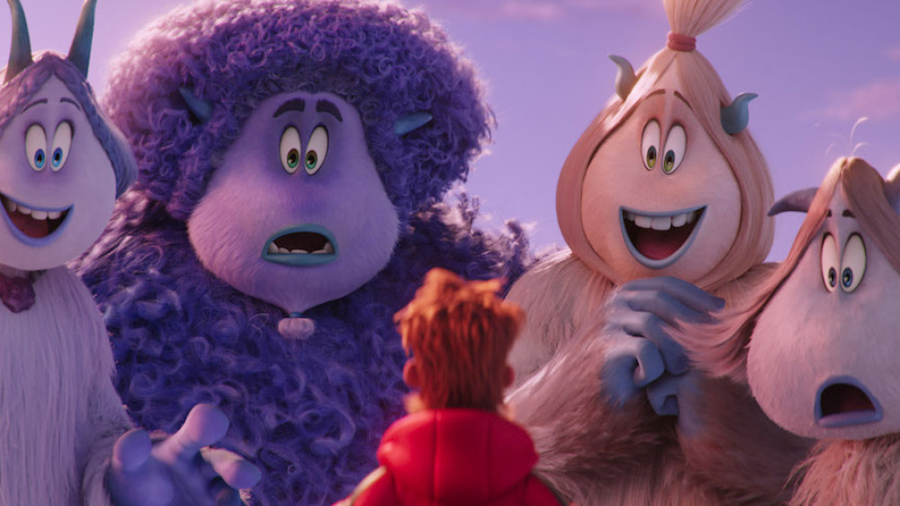 Movie Review – Smallfoot
