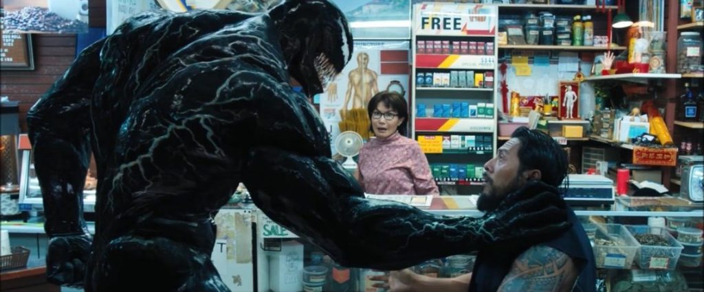 Movie Review – Venom (2018)