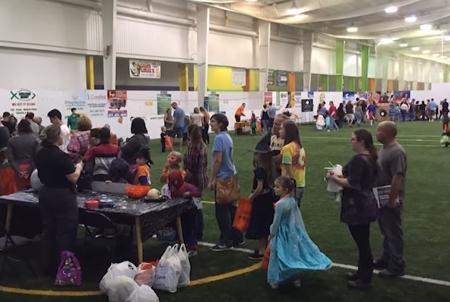 Spooktacular at Crown Sports Center, Oct. 26