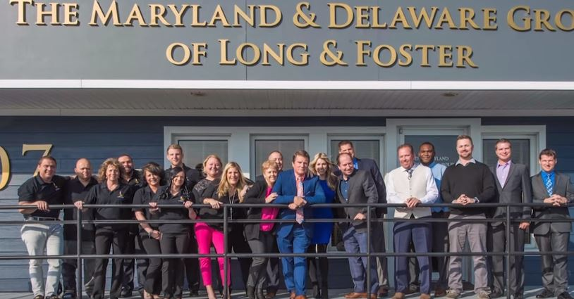 Maryland and Delaware Group of Long and Foster Real Estate, One of the Fastest Growing Companies in the Nation