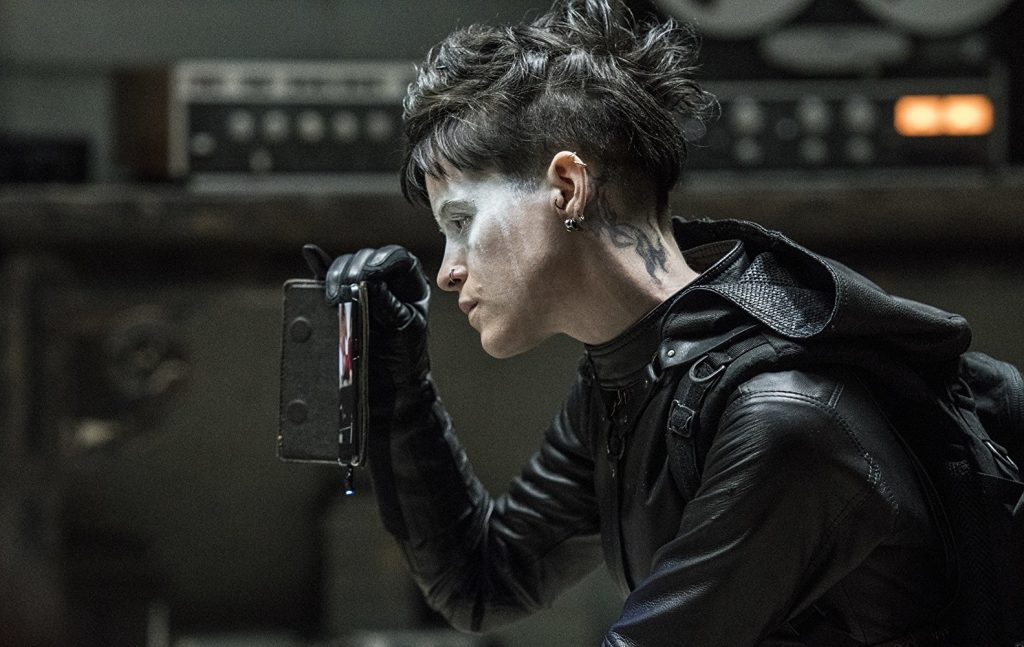 Movie Review – The Girl in the Spider's Web