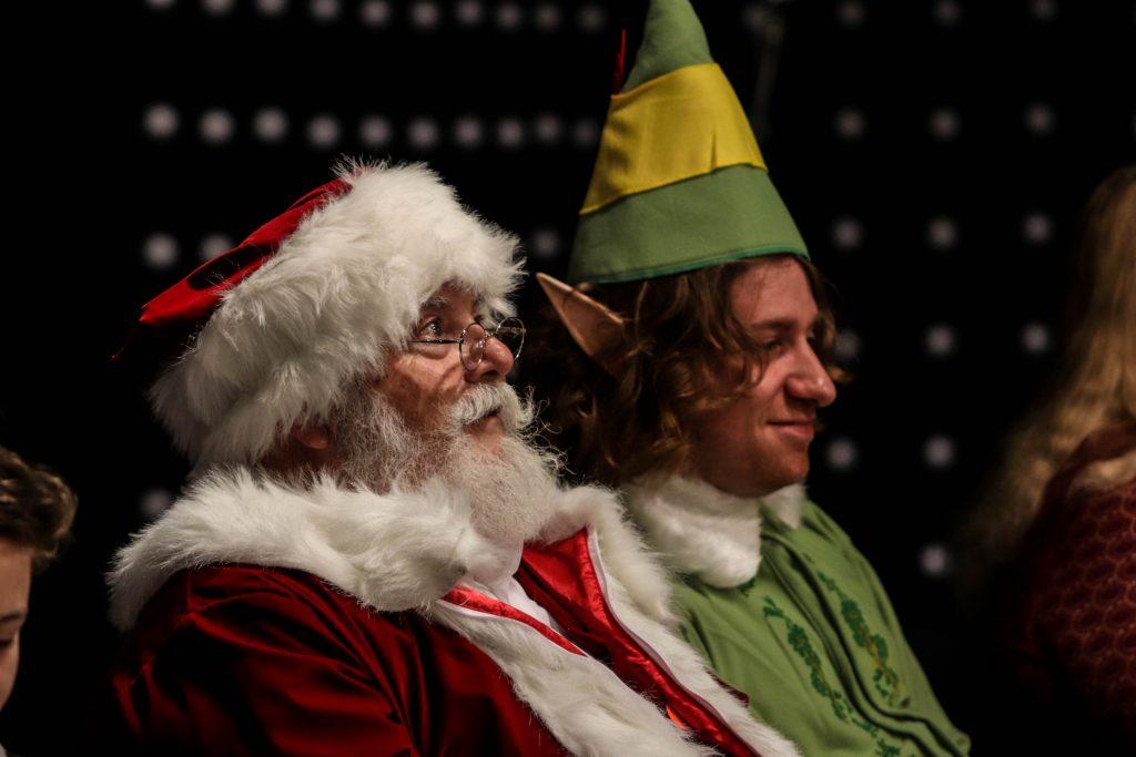 Brian's Christmas Songbook Concert, Dec. 15