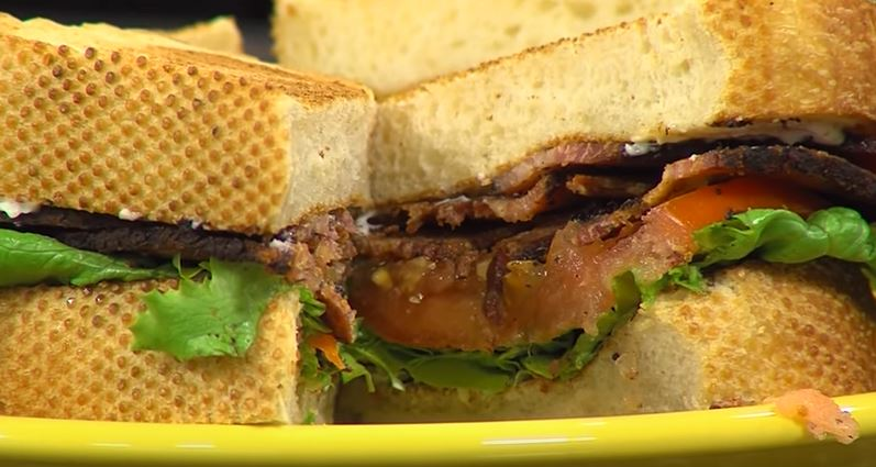 Old Bay BLT's with Gilbert's Provisions