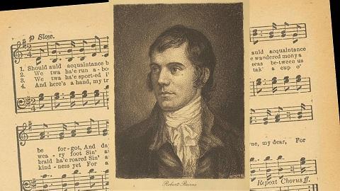 Travels With Charlie: Robert Burns, Scottish Poet