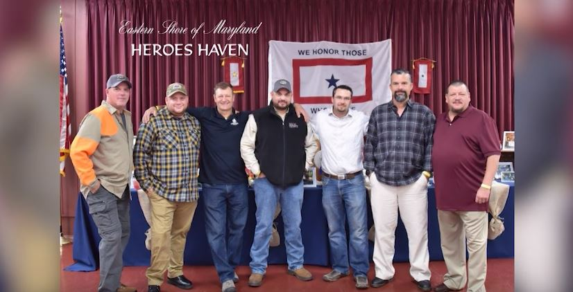 Delmar VFW Dinner Theater Benefiting Heroes Haven and Operation We Care