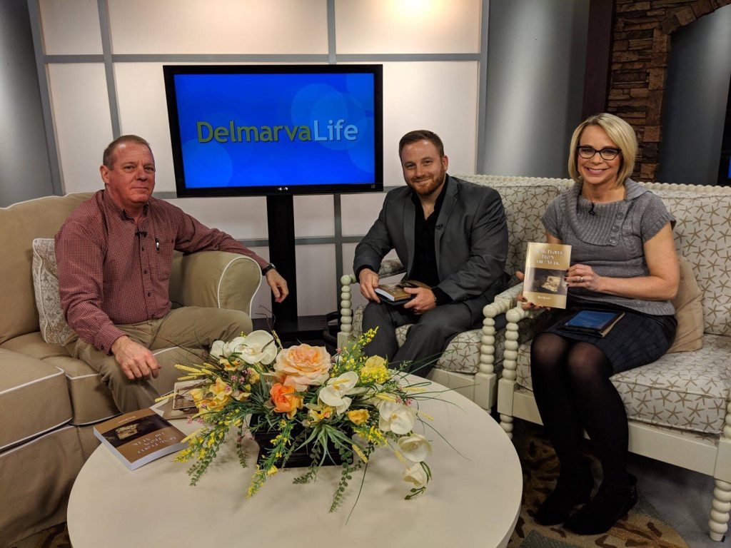 """Author Bud Scott Talks About His Book, """"Dead People From the Attic"""""""