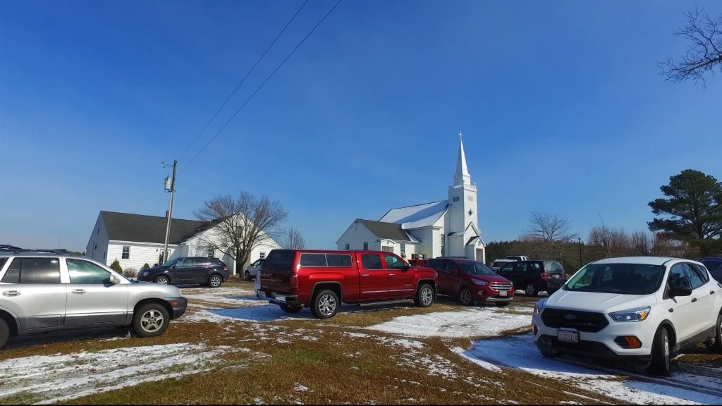 Travels With Charlie: Chicken Dinner at Mount Pleasant United Methodist Church