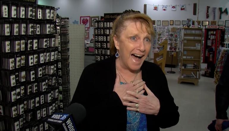 Exclusive: Carolyn Spiezio's Reaction to Jefferson Awards' Win