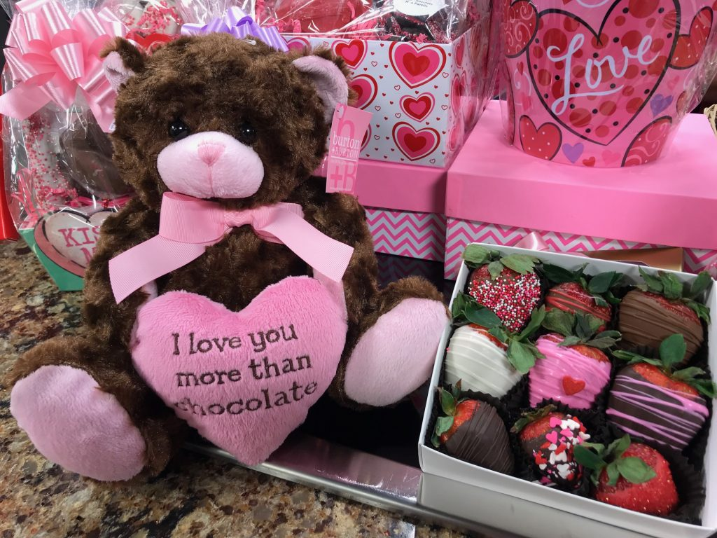 Assembling a Valentine's Day Chocolate Gift Basket with Sweet Serenity Chocolates & Desserts