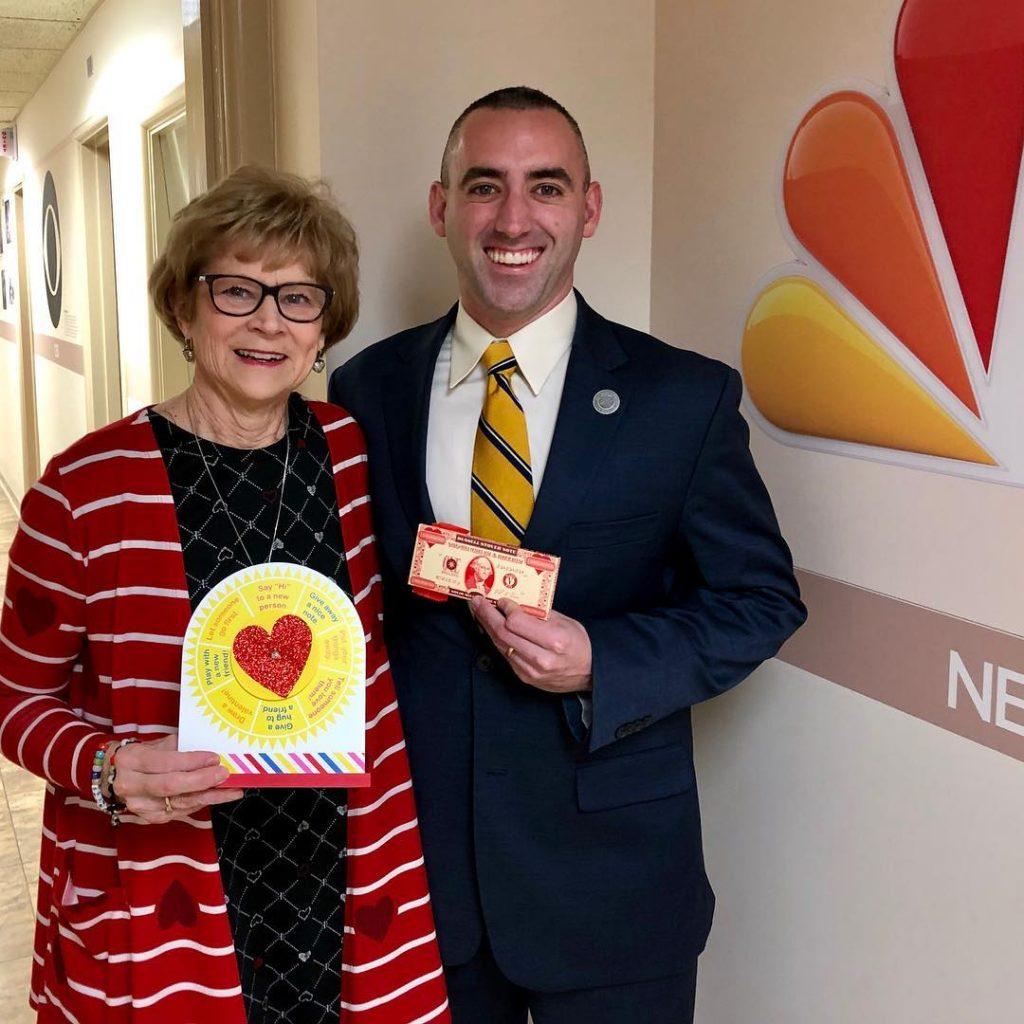 Salisbury Celebrates Random Acts of Kindness Week